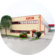 Axor offices and workshop